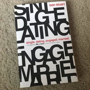 Single.dating.engaged.married book